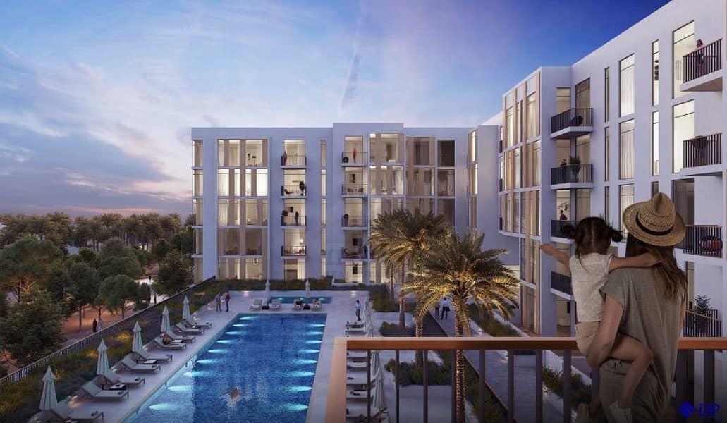 Flexible Pmt Plan! Mudon Views Apartments