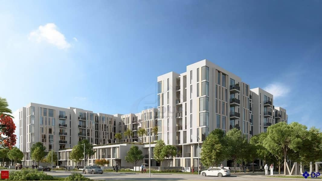 2 Flexible Pmt Plan! Mudon Views Apartments