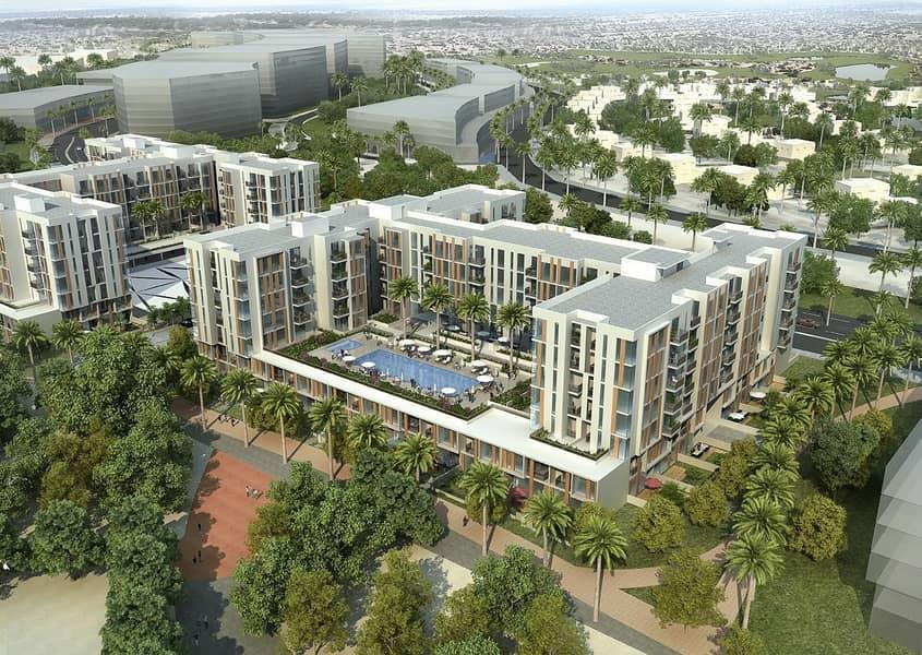 10 Flexible Pmt Plan! Mudon Views Apartments