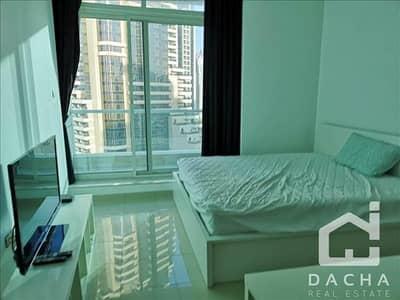Studio for Rent in Dubai Marina, Dubai - MODERN STUDIO BOTANICA