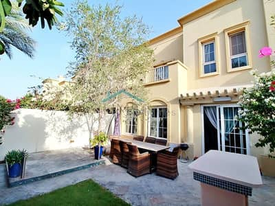 3 Bedroom Villa for Rent in The Springs, Dubai - Upgraded 2m | Pet Friendly | Opposite Park