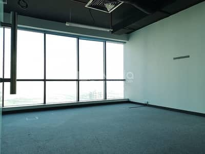 Fitted Office w/ Partition| Jumeirah Bay X2 | JLT for Rent