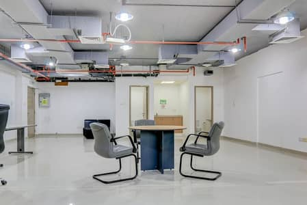 Office for Rent in Jumeirah Lake Towers (JLT), Dubai - Fitted Office I HDS Tower I Near Metro I