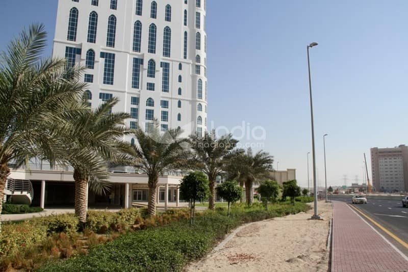 12 Fitted Office | Dome Tower | JLT | For Rent
