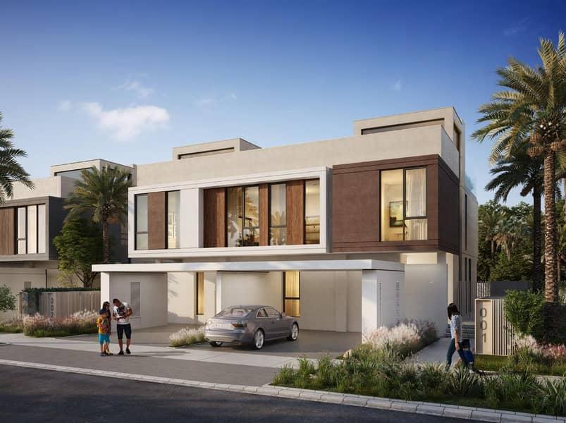100% DLD Waiver | Golf Grove Dubai Hills