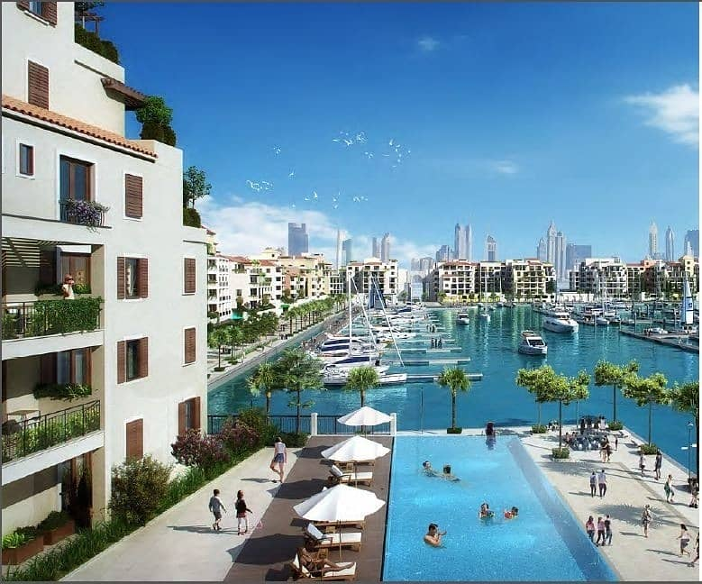 2 5% on Booking | Panoramic Marina View