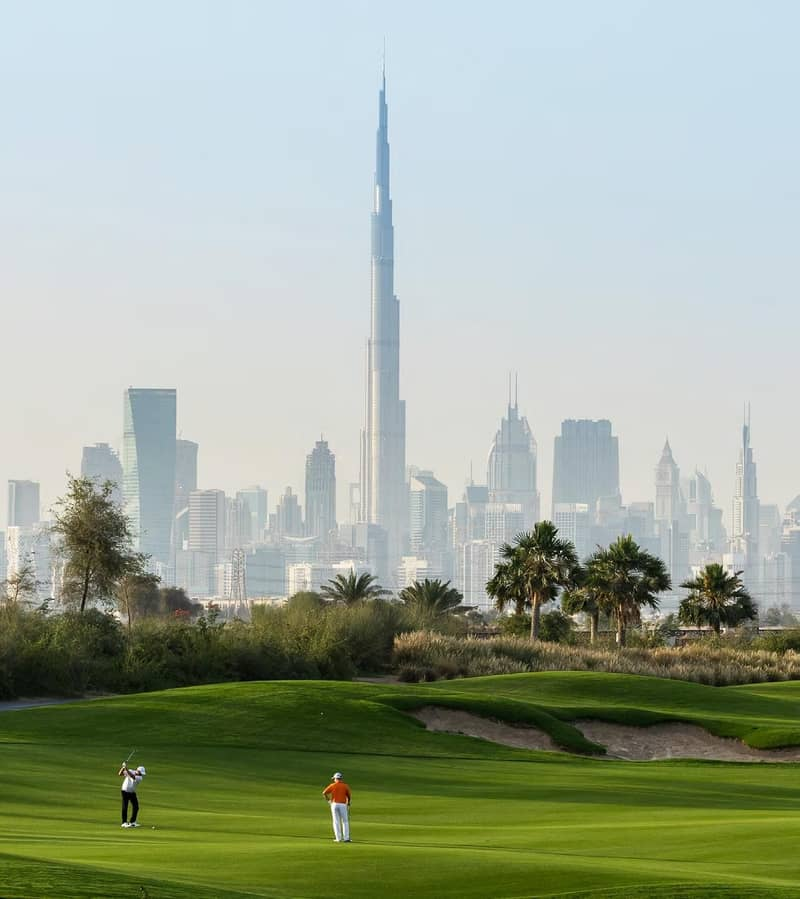 2 Live in the Green Heart of Dubai   100% DLD Off