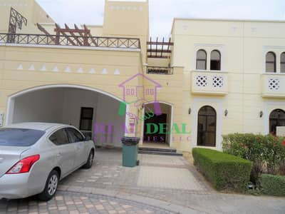 4 Bedroom Townhouse for Rent in Mudon, Dubai - Semi-furnished 4 bedroom plus maid's room townhouse at Mudon in a gated community