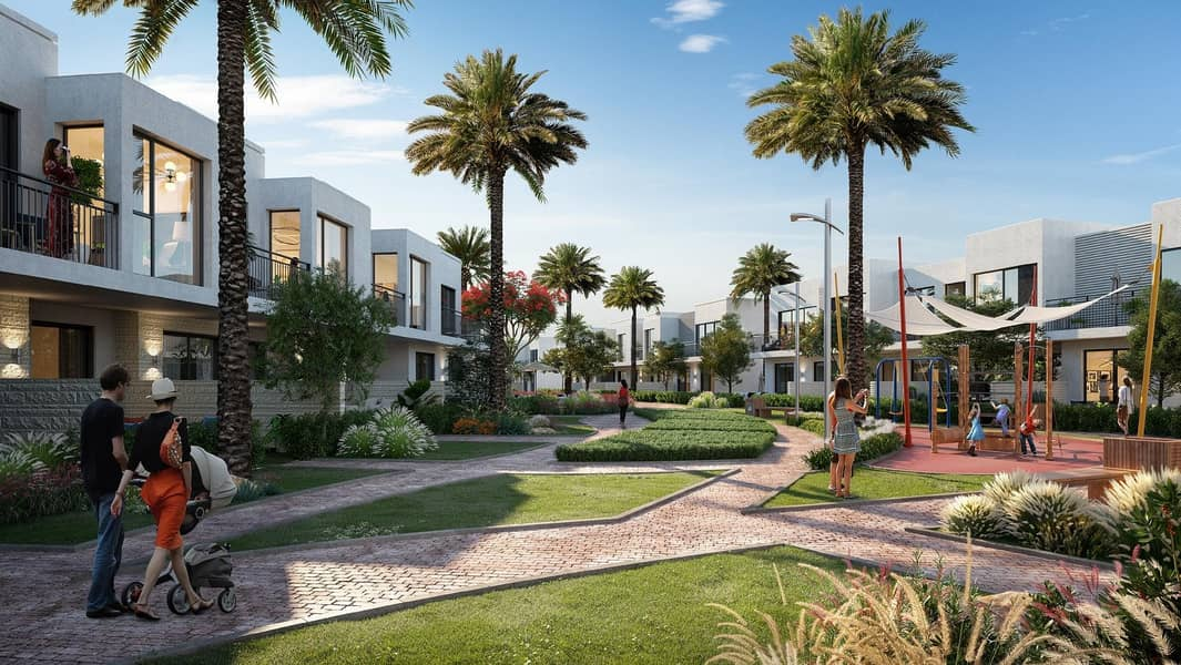 New Phase Expo Golf Villas in Emaar South