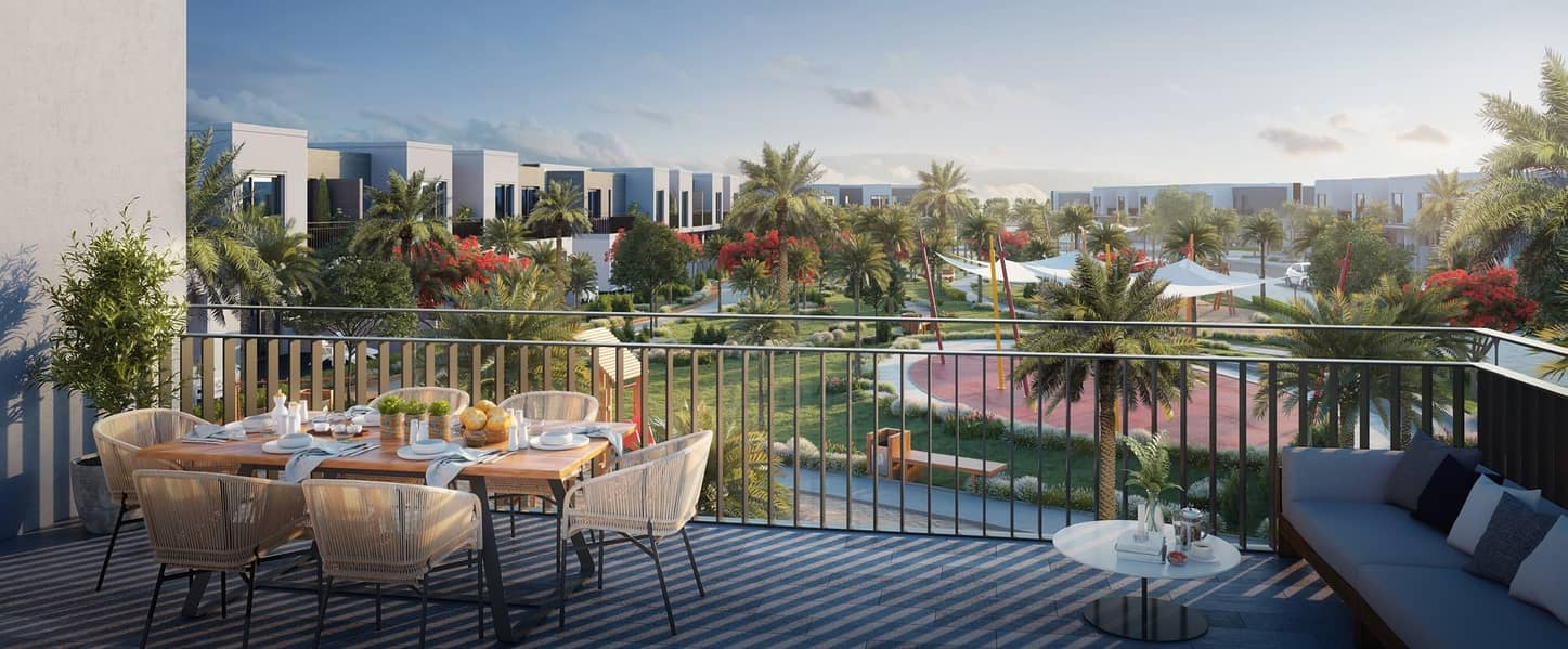 2 New Phase Expo Golf Villas in Emaar South