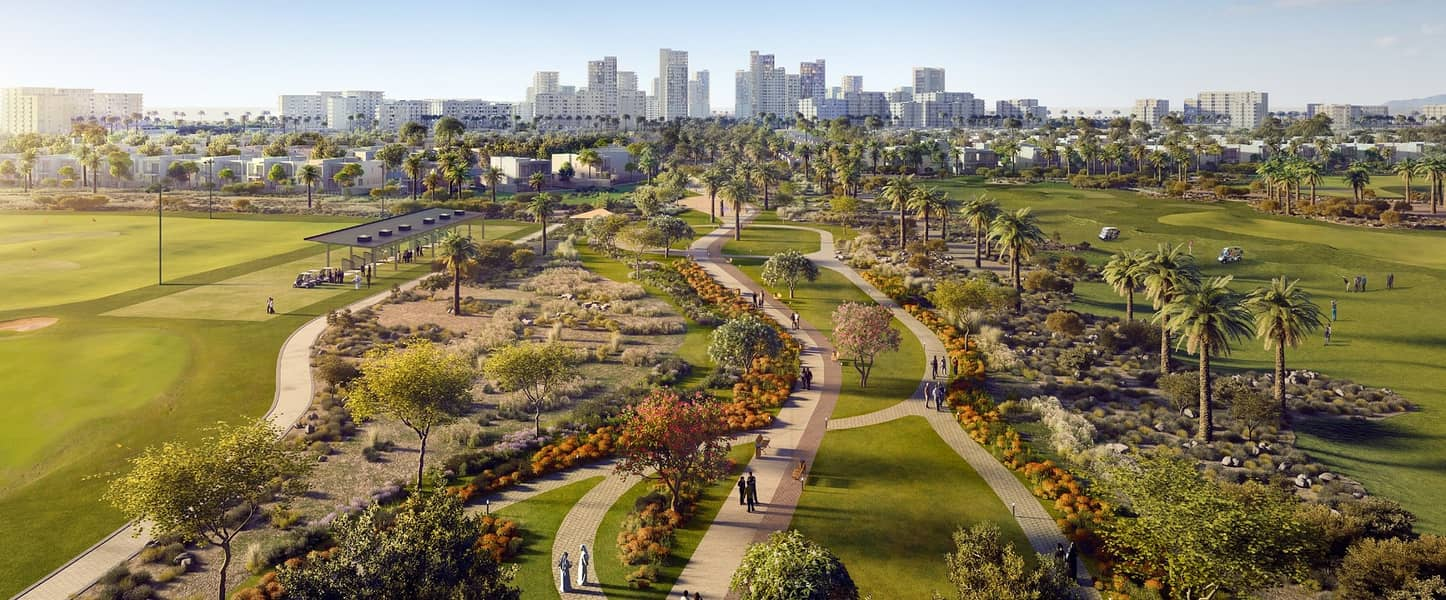 11 New Phase Expo Golf Villas in Emaar South