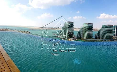 3 Bedroom Villa for Rent in Al Raha Beach, Abu Dhabi - NEW ADDITION !!! 3 BED VILLA W/ FULL SEA VIEW /2 PARKING