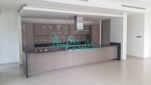 3 Bedroom Flat for Rent in Mohammad Bin Rashid City, Dubai - Brand New 3BR Apartment on Ground Floor in Sobha Hartland Greens Building 4