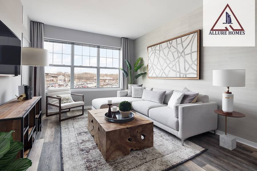WHY TO RENT / YOUR OWN SPACIOUS NEW APT WITH 1% MONTHLY / 2 YEARS POST HANDOVER