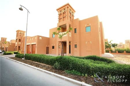 فیلا 5 غرفة نوم للبيع في الفرجان، دبي - Dubai Style | Vacant | Maids Room | 5 Bed