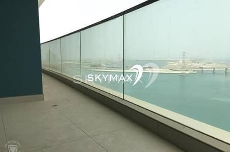 1 Bedroom Flat for Rent in Al Reem Island, Abu Dhabi - Sea View 1BR APT with Balcony in Amaya Tower