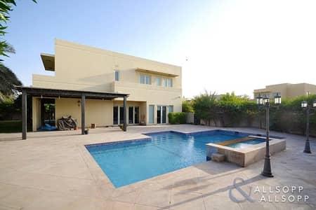 5 Bedroom Villa for Sale in Arabian Ranches, Dubai - Private Pool | Maid's Room | Vacant