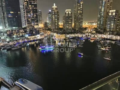 3 Bedroom Apartment for Sale in Dubai Marina, Dubai - Exclusive | Upgraded |Vacant|Marina View