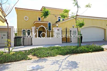 3 Bedroom Villa for Rent in Jumeirah Park, Dubai - Corner plot   3 bed  Vacant February end