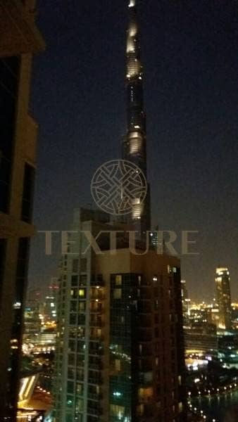 Lovely 2BR in 29BLVD with burj & fountain views - 3.1M