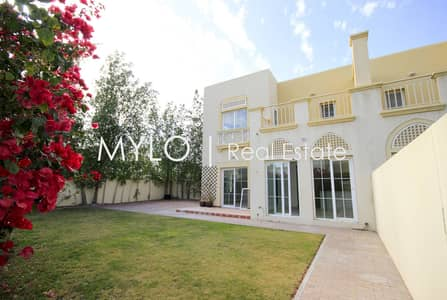 3 Bedroom Villa for Rent in The Springs, Dubai - Great Price | Type 1E  Lake View | 3 bed