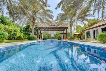 5 Bedroom Villa for Sale in Arabian Ranches, Dubai - Golf Course View | Type 15 | Upgraded 5BR