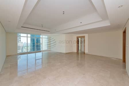 3 Bedroom Apartment for Rent in Jumeirah Lake Towers (JLT), Dubai - 3 BR + Maid| Huge Size | 2 Parking Space