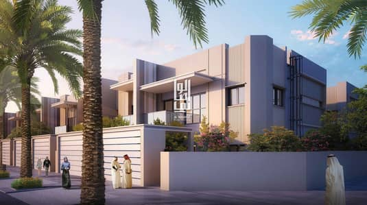 Own the cheapest villa in meydan in the heart of  Mohammed bin Rashid city With only 1.5m..