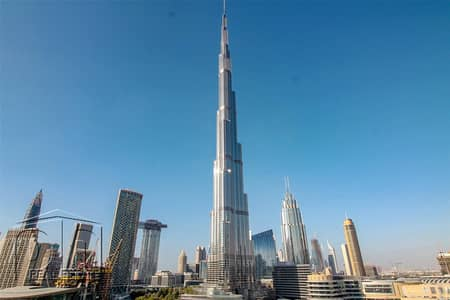 Spectacular | Burj Khalifa view | Vacant