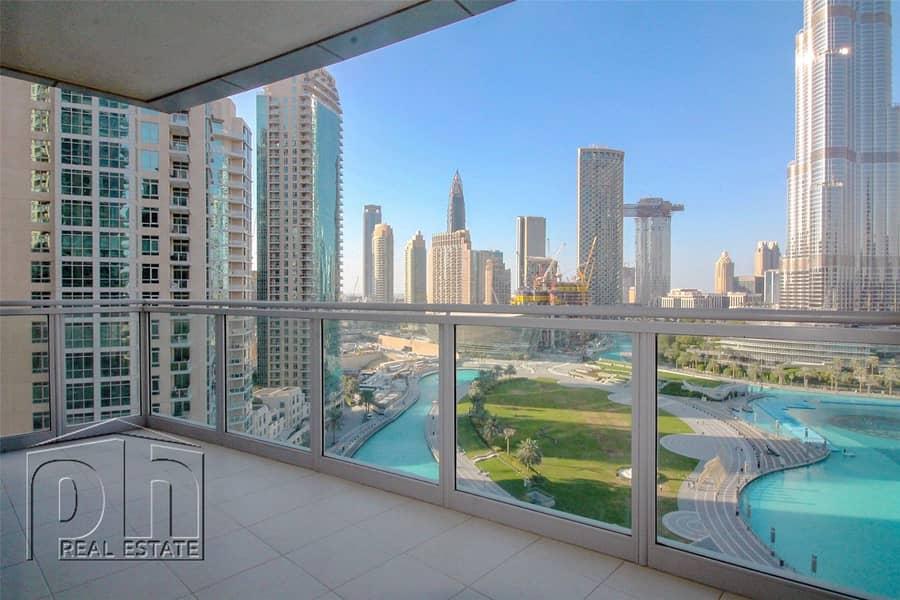 10 Spectacular | Burj Khalifa view | Vacant