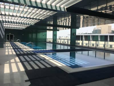 2 Bedroom Apartment for Rent in Danet Abu Dhabi, Abu Dhabi - 2BR Apt - kitchen appliances - great facilities