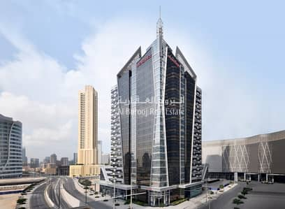 Penthouse for Rent in Downtown Dubai, Dubai - Furnished Studio with No Agency Fee in Movenpick