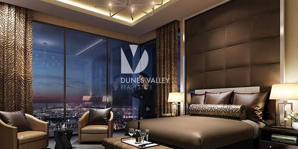 فلیٹ 1 غرفة نوم للبيع في ميدان، دبي - Great Investment   Canal Views   7% Net ROI