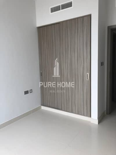 2 Bedroom Flat for Rent in Al Reem Island, Abu Dhabi - Brand New !  Be  the First tenant  of Luxury 2 Bedrooms + Balcony