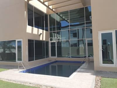 6 Bedroom Villa for Rent in Khalifa City A, Abu Dhabi - Good quality finishes  6BR villa available in Khalifa City A