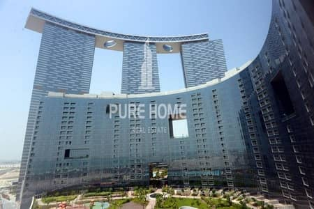 2 Bedroom Apartment for Rent in Al Reem Island, Abu Dhabi - No Commission For This  Amazing 2 +Maid In The ARC