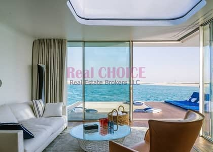 2 Bedroom Villa for Sale in The World Islands, Dubai - Distinctive|Floating Seahores|High ROI