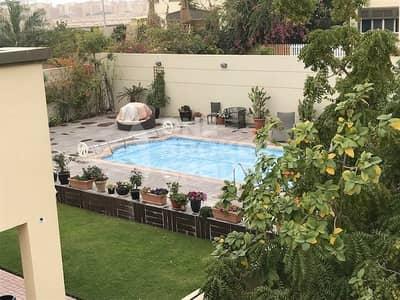 4 Bedroom Villa for Rent in Jumeirah Park, Dubai - Regional 4 BR Villa | Pvt Pool w/ Garden