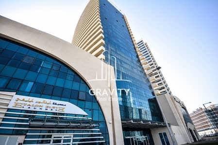 2 Bedroom Flat for Sale in Al Reem Island, Abu Dhabi - Full sea view 2BR 2 Storage Room in Marina Bay(Damac)