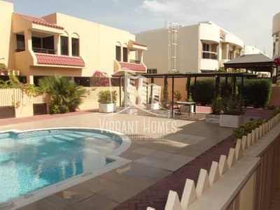 4 Bedroom Villa for Rent in Jumeirah, Dubai - 4 Bed + Maid Spacious Family Villa  Rent