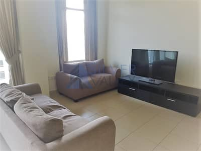 Burj Views B | Fully Furnished 1 Bedroom