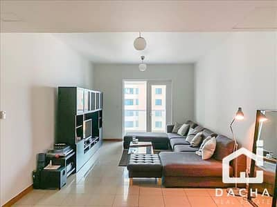 2 Bedroom Apartment for Rent in Dubai Marina, Dubai - Amazing UNFURNISHED 2 bedroom apartment at Sulafa towers