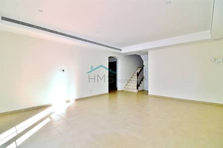 3 Bedroom Townhouse for Rent in Arabian Ranches, Dubai - Closed Kitchen - Backing Park - Upgraded