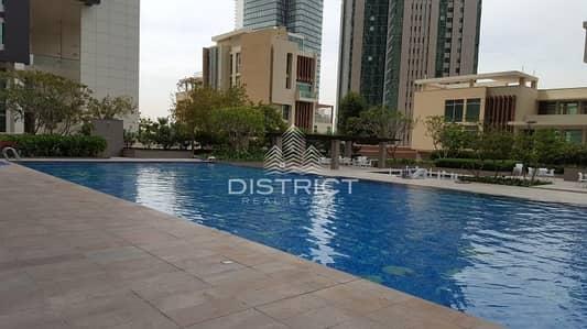 1 Bedroom Flat for Rent in Al Reem Island, Abu Dhabi - High Floor 1BR Apartment in Burooj Views