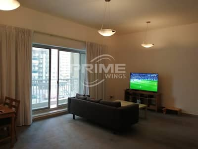 1 Bedroom Apartment for Rent in Dubai Marina, Dubai - Good Offer 1 Br Apt Dewa and AC inlcuded vacant form April