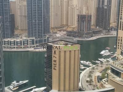 2 Bedroom Flat for Rent in Dubai Marina, Dubai - Beautiful 2Bedroom Dubai Marina West avenue