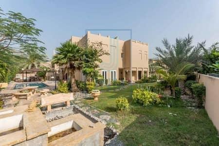 4 Bedroom Villa for Rent in The Lakes, Dubai - Exclusive Hattan Villa | Type E2 | Biggest Type Garden