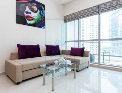 1 Bedroom Apartment for Sale in Dubai Marina, Dubai - 1BR Unit for Sale Bay Central West @ 950k