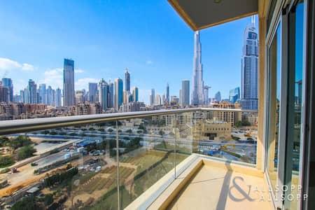 2 Bed | Burj Khalifa View | 2.5 Bathrooms