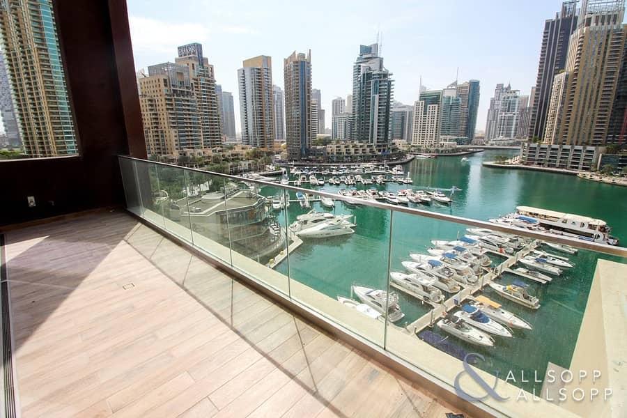 Marina Views | Vacant | Brand New Tower